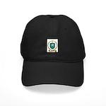 MENARD Family Crest Black Cap