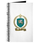 MENARD Family Crest Journal