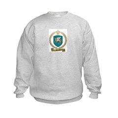 MENARD Family Crest Sweatshirt