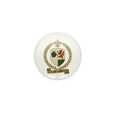 MELLANSON Family Crest Mini Button (100 pack)