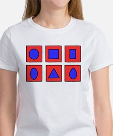 Insets Tee