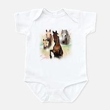 Celestial Horses Infant Bodysuit