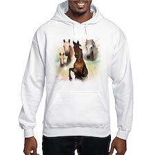 Celestial Horses Hoodie