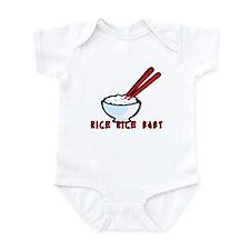 Rice Rice Baby Onesie