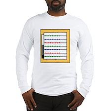 Bead Frame Long Sleeve T-Shirt