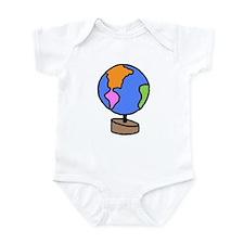 Globe Infant Bodysuit