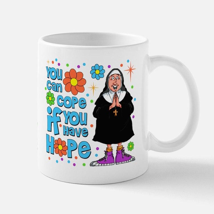 You Can Cope Mug