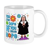 Religious nuns Small Mugs (11 oz)