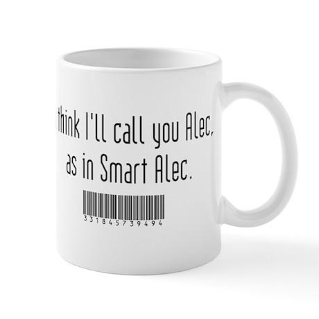 Smart Alec Mug