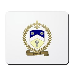 MAZEROLLE Family Crest Mousepad