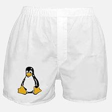 Classic Tux Penguin Boxer Shorts
