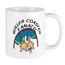 Roller Coaster Fanatic Mug