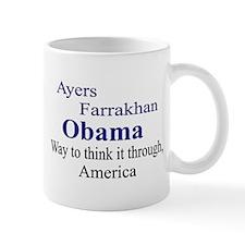 Way to think Mug