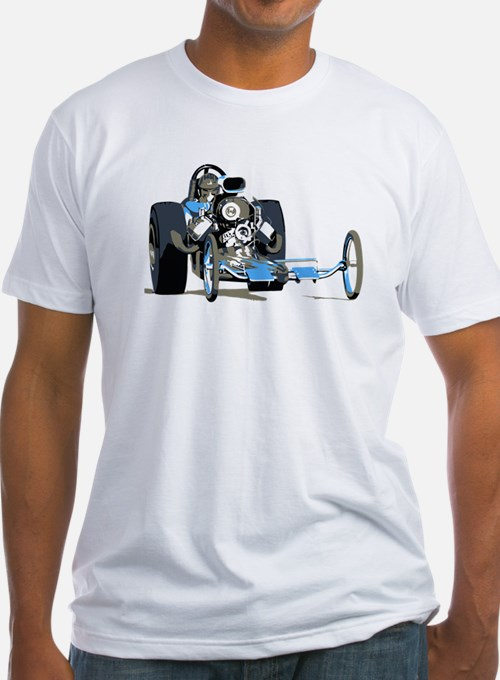 Ch3no2 nitro nitromethane drag racing t shirts shirts for Racing t shirts custom