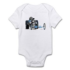 Vintage Top Fuel 1 Infant Bodysuit