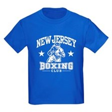 New Jersey Boxing T