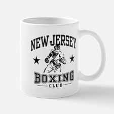 New Jersey Boxing Mug