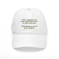 Edward Bad Dream Baseball Cap