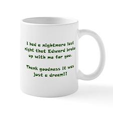 Edward Bad Dream Mug