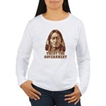 Trust the Government Women's Long Sleeve T-Shirt