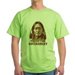 Trust the Government Green T-Shirt