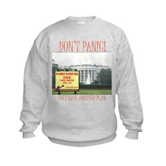 They Have Another Plan Sweatshirt