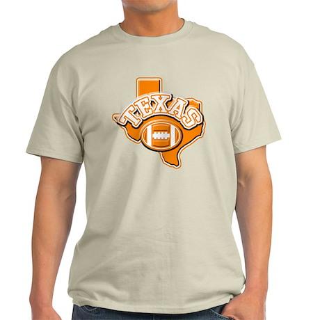 Texas Football Light T-Shirt