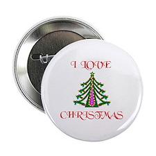 "YEA CHRISTMAS ! 2.25"" Button"