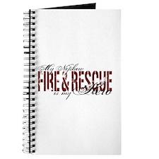 Nephew My Hero - Fire & Rescue Journal