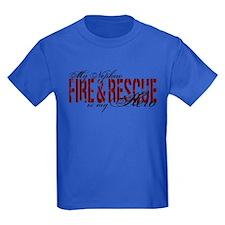 Nephew My Hero - Fire & Rescue T