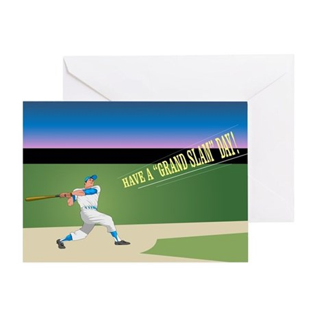 Baseball Birthday Greeting Cards Thank You Cards and Custom