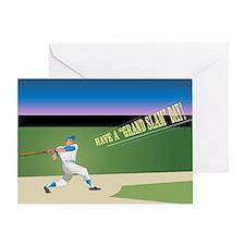 Baseball - Grand Slam - Birthday Card