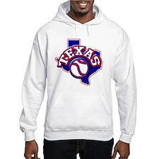Texas Baseball Hoodie