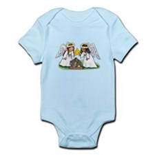 Christmas Angel Nativity Infant Bodysuit