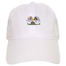 Christmas Angel Nativity Baseball Cap