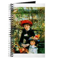 Renoir Two Sisters Journal