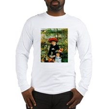 Renoir Two Sisters Long Sleeve T-Shirt