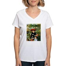 Renoir Two Sisters Shirt