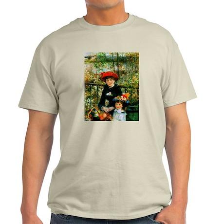 Renoir Two Sisters Light T-Shirt