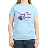 Pancreatic cancer survivor Women's Light T-Shirt