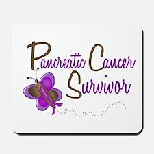PC Survivor 1 Butterfly 2 Mousepad