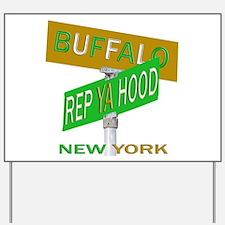 REP BUFFALO Yard Sign