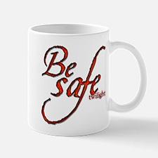 Twilight Movie's - Be Safe Qu Mug