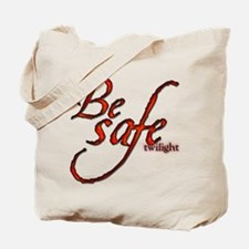 Twilight Movie's - Be Safe Qu Tote Bag