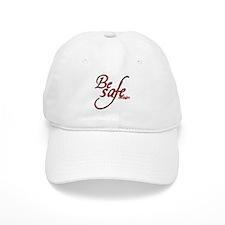Twilight Movie's - Be Safe Qu Baseball Cap