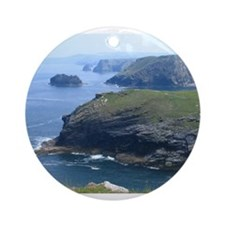 Tintagel Ornament (Round)