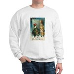 New Year Wishes Sweatshirt