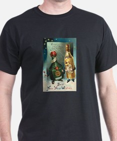New Year Wishes T-Shirt