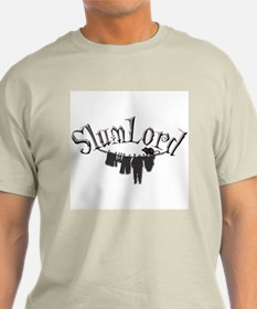 Psycho Chick Slum Lord T-Shirt