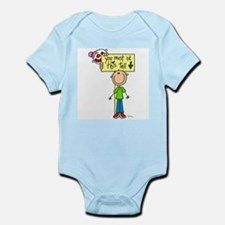 Must Be This Tall Infant Bodysuit